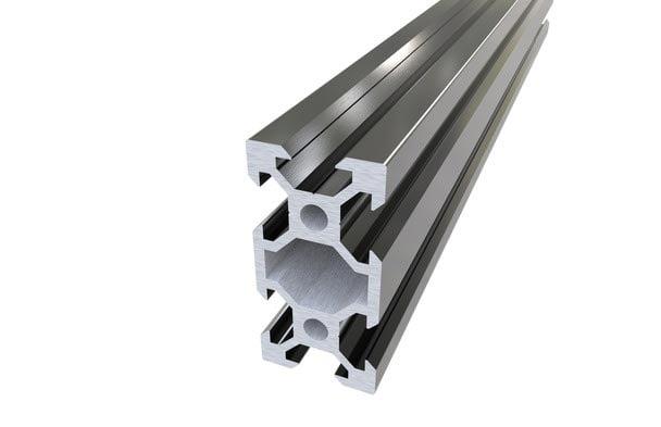 aliuminio profiliai 20x40