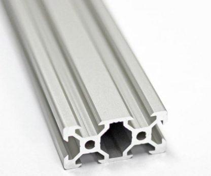 Aliuminis profilis 20x40 pjovimas