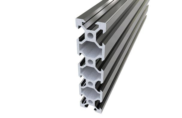 Aliuminio profiliai 20 80