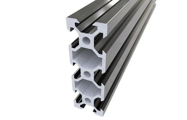 aliuminio profiliai 20x60