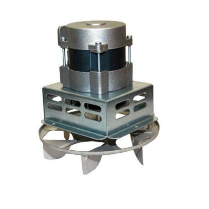 Katilo dūmų išmetimo ištraukimo ventiliatorius 75 W 2