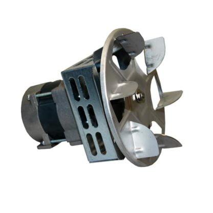 Katilo dūmų išmetimo ištraukimo ventiliatorius 75 W