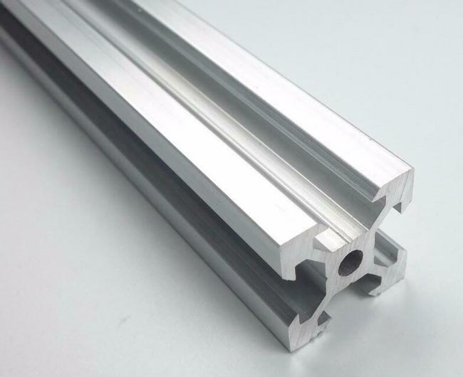 aliuminio profiliai 20x20