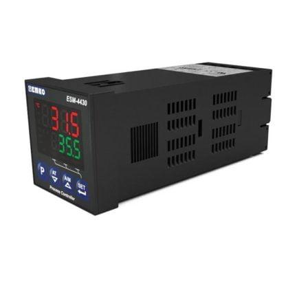 Temperatūros, proceso valdiklis su universaliu įėjimu ESM-4430 šonas