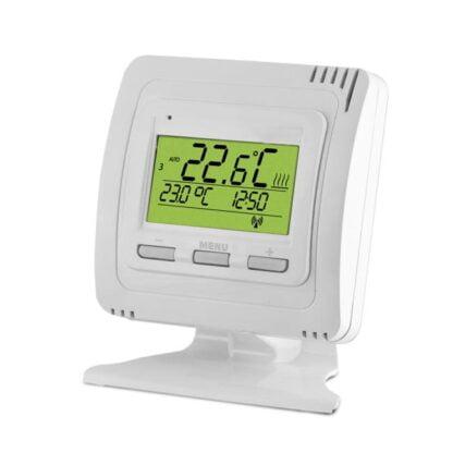 Belaidis kambario termostatas siustuvas