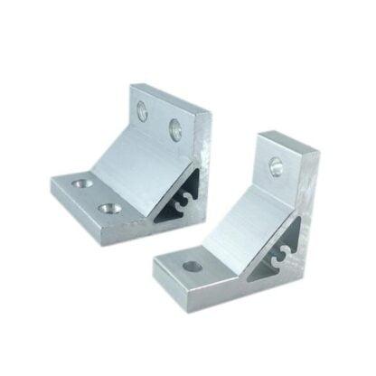 90 Support aliuminio profiliams