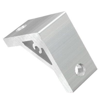 90 Support aliuminio profiliams galas