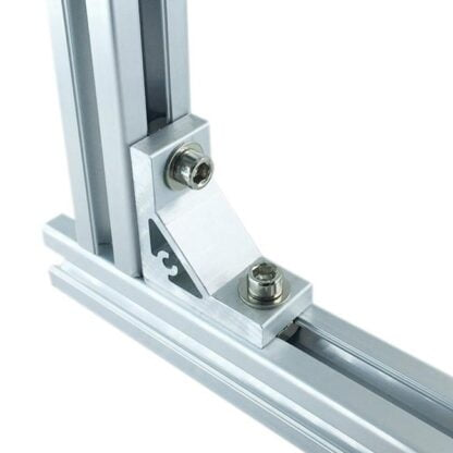 90 Support aliuminio profiliams sujungimas