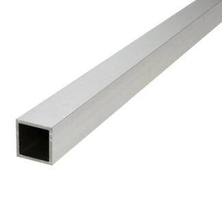 Aliuminio kvadratinis vamzdis 20x20x1,8