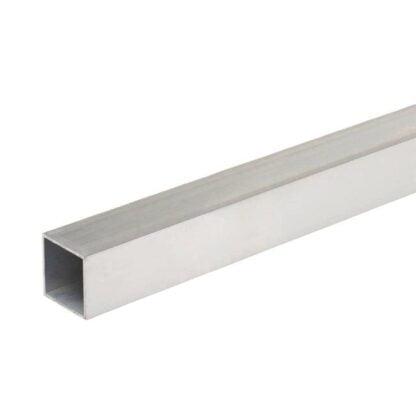 Aliuminio kvadratinis vamzdis 30x30x2