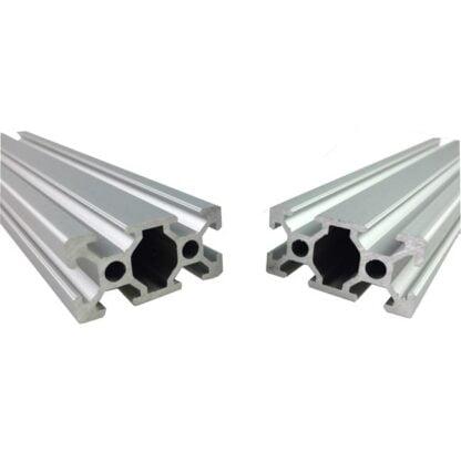Aliuminio profilis 20x40 T-slot du