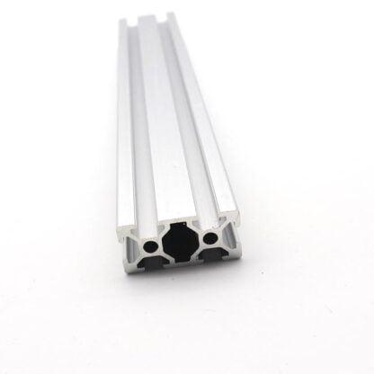Aliuminio profilis 20x40 T-slot pavyzdys