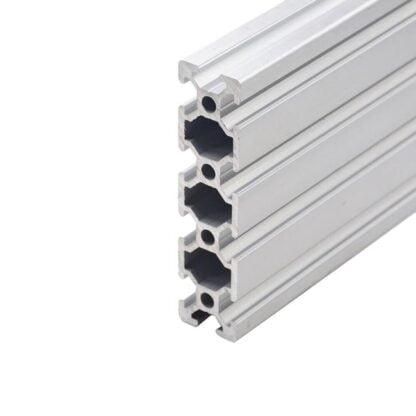 Aliuminio profilis 20x80 T-slot profilis