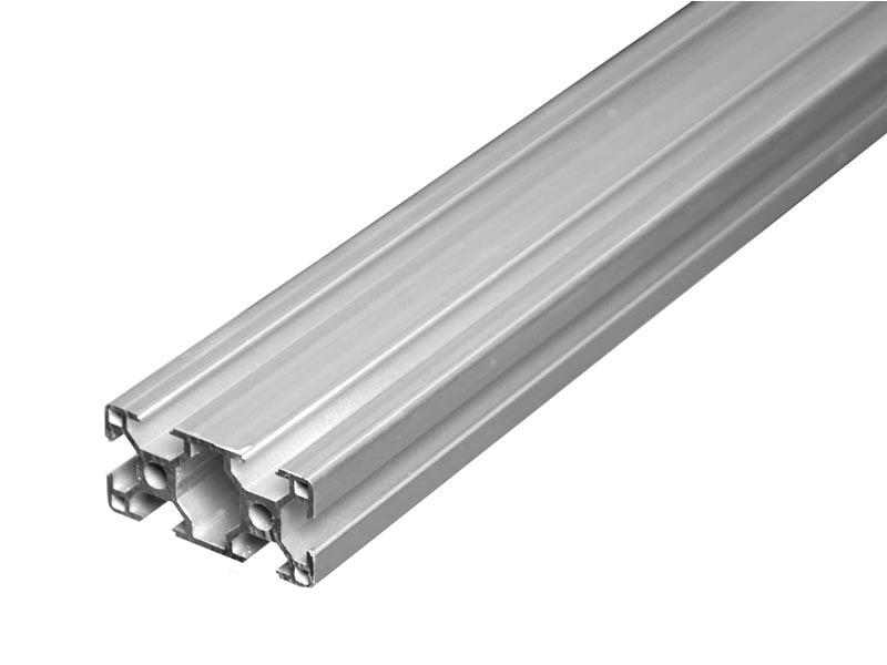 Aliuminio profilis 30x60 T-slot šonas