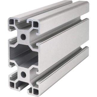 Aliuminio profilis 40x80 T-slot