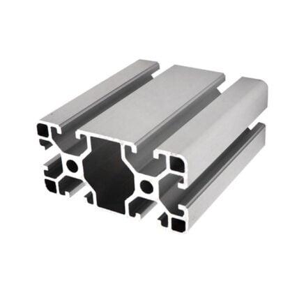 Aliuminio profilis 40x80 T-slot konstrukciniai