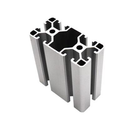 Aliuminio profilis 40x80 T-slot virsus