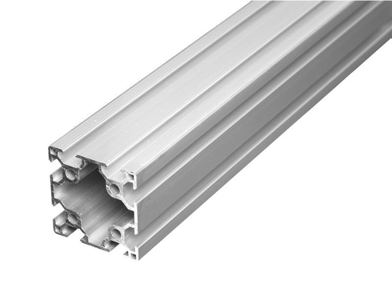 Aliuminio profilis 60x60 T-slot ilgis