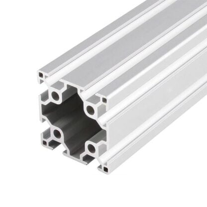 Aliuminio profilis 60x60 T-slot konstrukcija