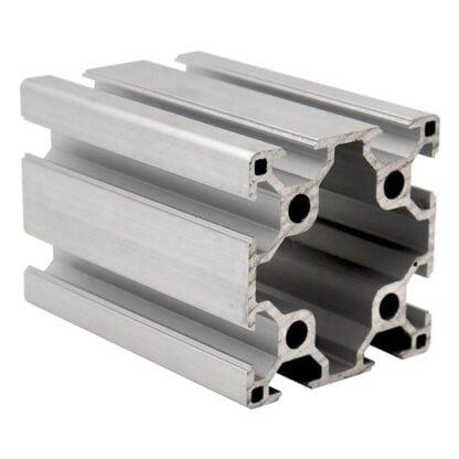 Aliuminio profilis 60x60 T-slot sonas