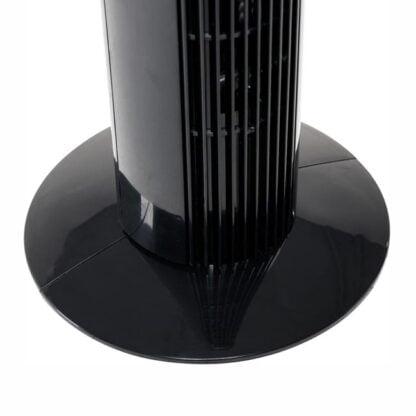 Ventiliatorius su nuotoliniu valdymo pultu 74 cm apačia