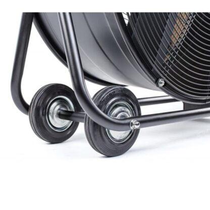 Ventiliatorius vėdinimui ir vėsinimui Industrial ratukai