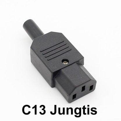C13 jungtis