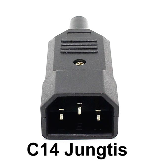 C14 jungtis motoreduktoriui