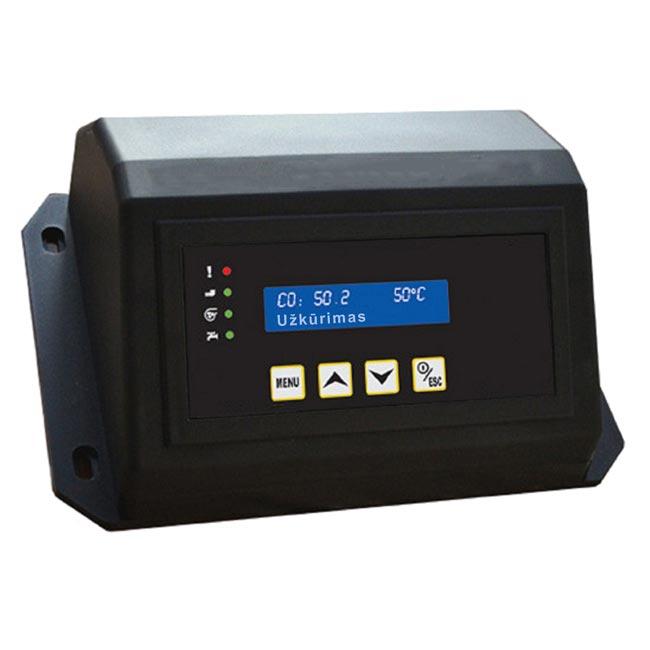 Katilo automatika, termoreguliatorius su PID valdymu