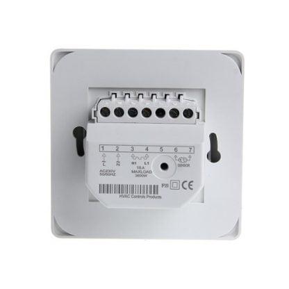 Mechaninis termostatas grindų šildymui