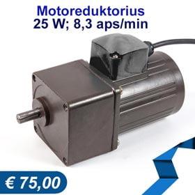 motoreduktorius