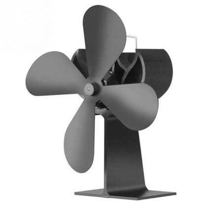 Termoelektrinis krosneles, židinio ventiliatorius